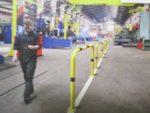 Barreras protección industrial