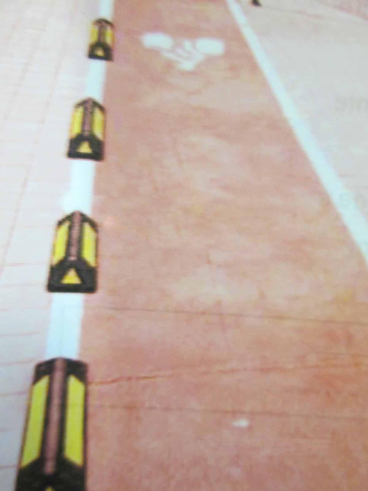 Separadores de carriles