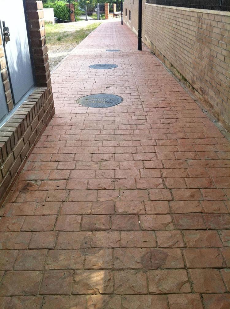 Pavimentaciones-Comunidades